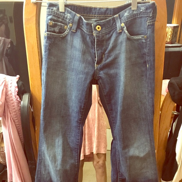 Ralph Lauren Pants - Ralph Lauren low rise straight jeans